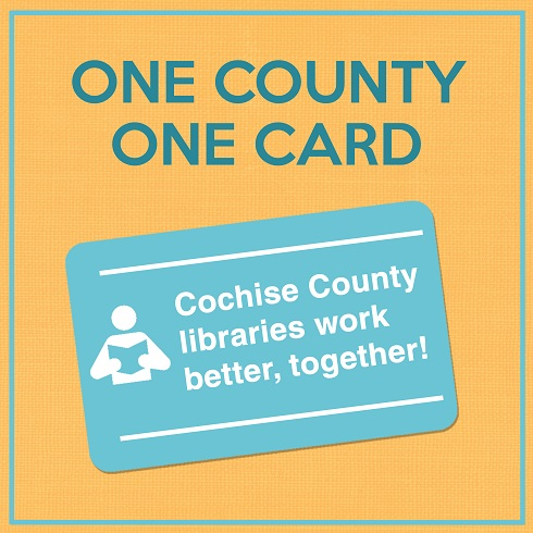 One County One Card image orange with blue