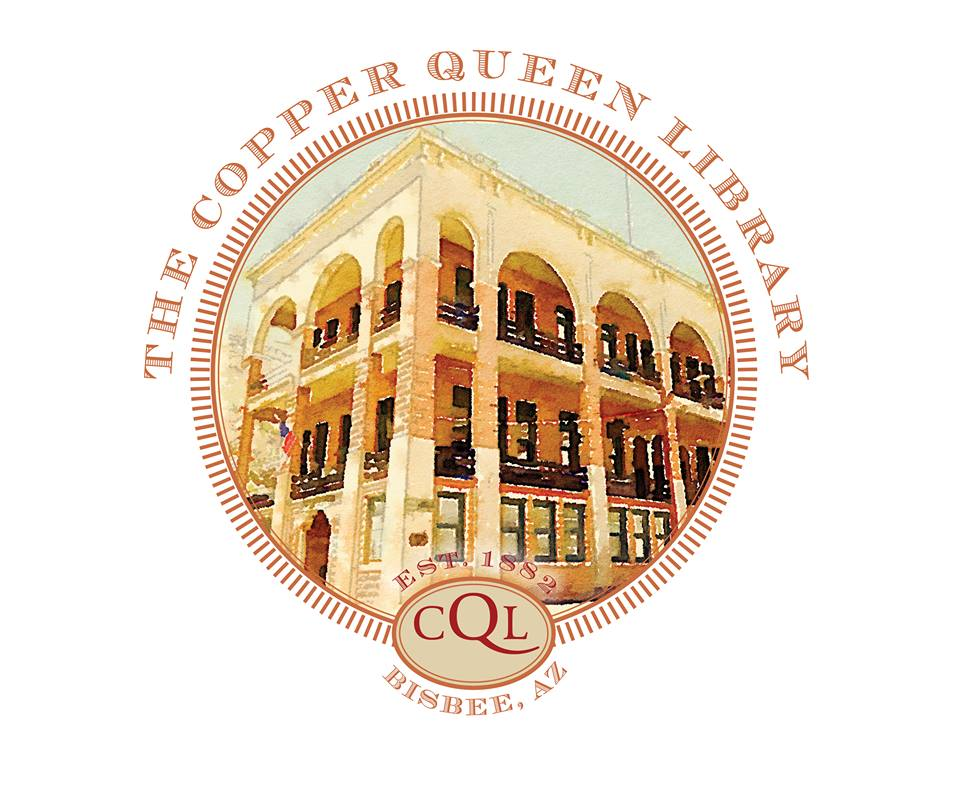 Copper Queen Library header image