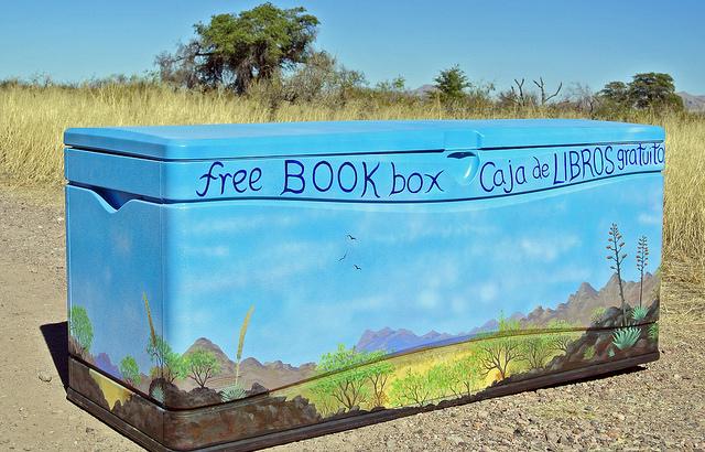 Dragoon book box