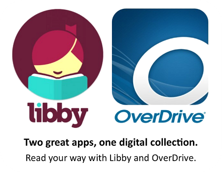 Libby and Overdrive graphic