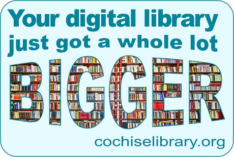 Digital library promo