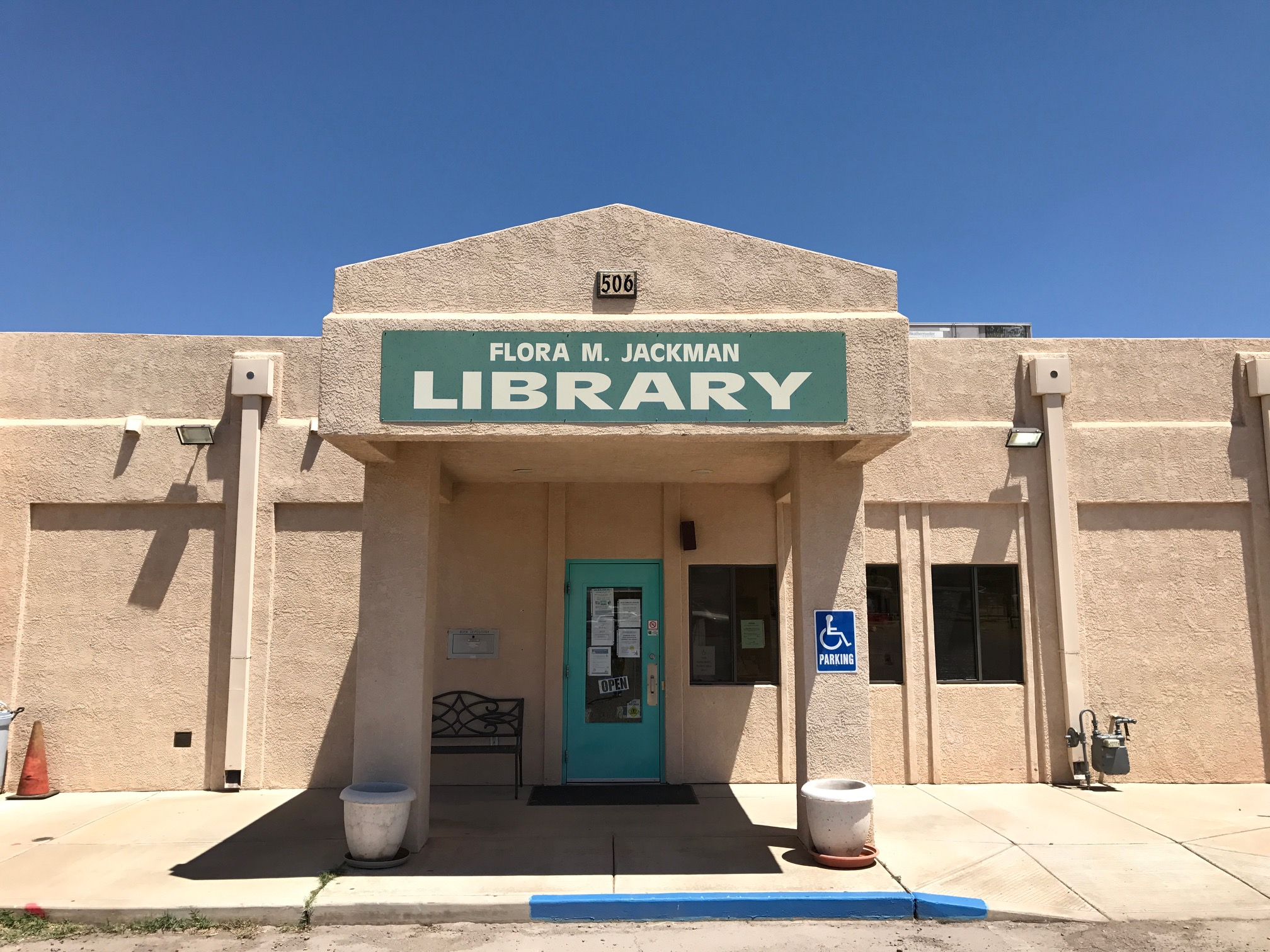 Huachuca City Library