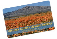 CCLD library card