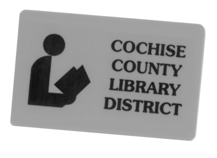 CCLD library card