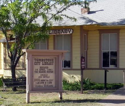 Tombstone City Library
